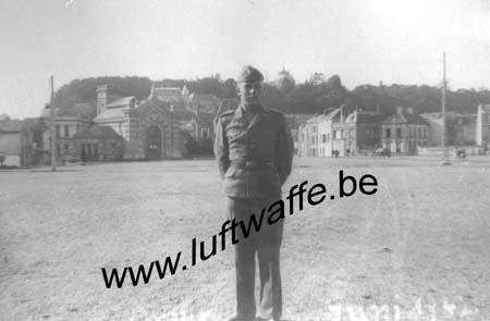 F-28100 Dreux. Juin 1942. Place (77.65)