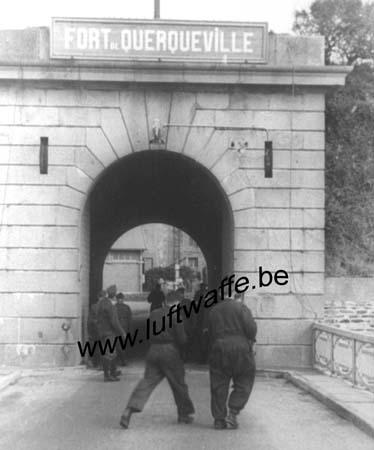 F-50100 Cherbourg. Fort de Querqueville. 1941 (WL457)