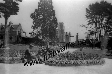 F-50300 Avranches. 40. Jardin des plantes (WH74)