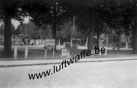 F-51100 Reims. 1941. Panneaux (WL490)