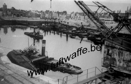 F-59140 Dunkerque. Fin 40 (2) (WL385)