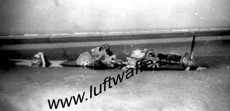 F-59140 Dunkerque. Spitfire sur la plage. 1940 (WH10)