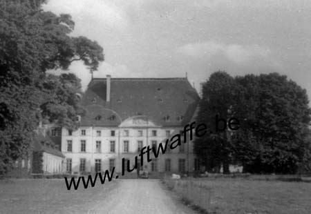 F-59190 Hazebrouck. 1940.Château de la Motte au Bois (WL577)