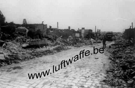 F-60000 Beauvais. Juin 40. Ruines (1) (WL148)