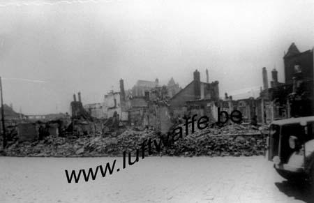 F-60000 Beauvais. Juin 40. Ruines (2) (WL148)