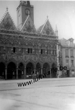 F-62000 Arras. L'hôtel de ville. 40-41 (WL247)