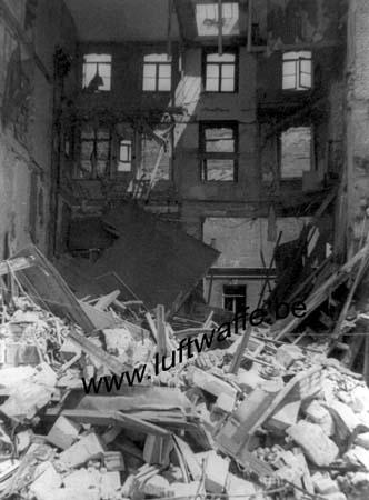 F-62200 Boulogne. Ruines en mai-juin 40 (WH1)