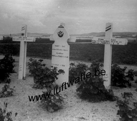 F-62520 Le Touquet. Tombes françaises. Fin 40 (WL474)