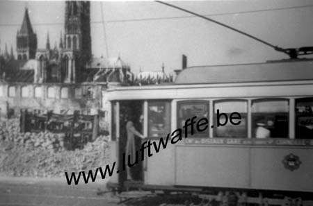 F-76000 Rouen. 1940 (sept.) (2) (B153)