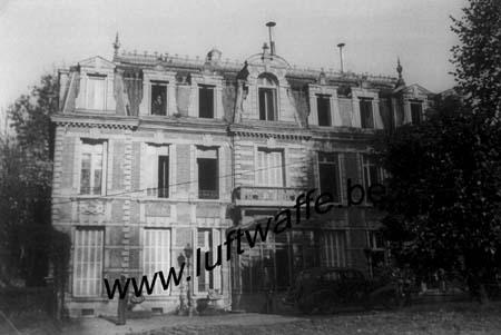 F-76310 Ste Adresse. 1941. Quartiers rue Blériot (WL609)