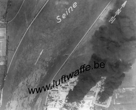 F-76940 La Mailleraye. Bombardement du 10.06.40. (WL89)