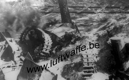F-84000 Avignon (secteur). 1944. Goliath explosé (WL1)