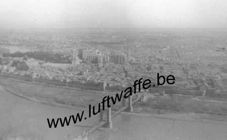 F-84000 Avignon. 1944. Vue du ciel (WL334)