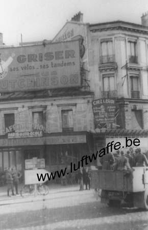 F-Avance en France. 1940 (2) (WL472)
