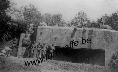 F-Ligne Maginot. Fin 40 (3) (B8)