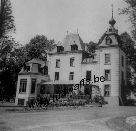 F-Mai 40. Château de la Hutte (WL447)