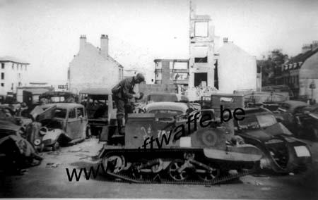 F-Mai-juin 40. Rassemblement matériel BEF (AR51)