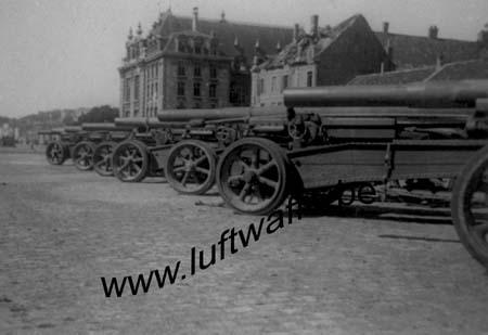 F-Nord de la France. 1940. Canons (77.116)