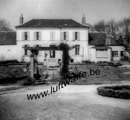 F-Nord de la France. 1940. Un cantonnement (WL439)