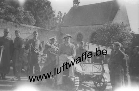 F-Nord de la France. Mai 40. Matériel capturé (WL385)
