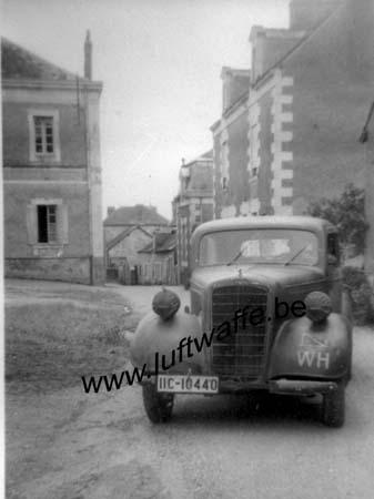 F-Nord de la France. Mai 40. Probablement région de Cambrai (WH14)