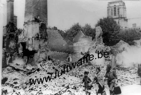 F-Nord de la France. Mai 40. Ruines (WL303)