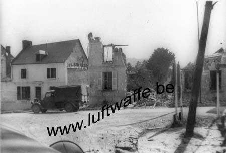 F-Nord de la France. Mai-juin 40. Peut-être Cambrai (WH14)