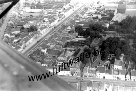 F-Nord de la France. Octobre 1940. Ville (WL285)