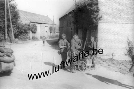 F-Nord de la France. Probablement région de Cambrai. Mai 40 (WH14)