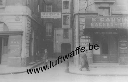 F-Sud de la France. Quartier réservé en 42 (WL590)