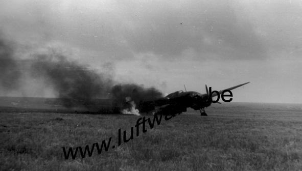 SP-Force landed bomber (1). Crimea 41 (77.4)