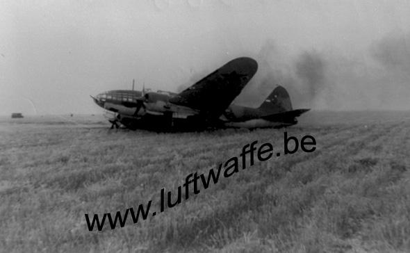 SP-Force landed bomber (2). Crimea 41 (77.4)