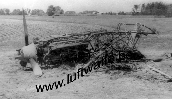 SP-Shot down at Kowno. June 41 (WL79)