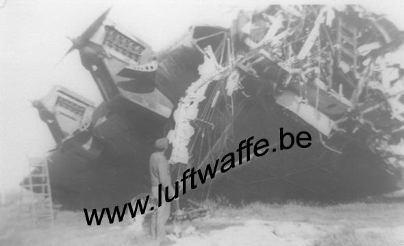 SP-TB-3 destroyed (WL307)