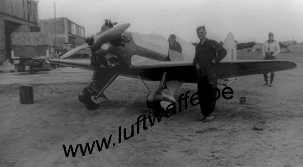 SP-Training plane (WL437)