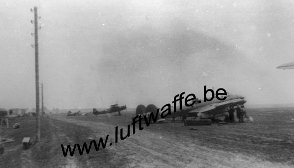 SP-captured airfield (WL40)