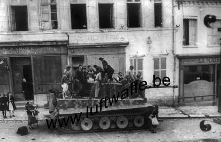 F-02250 Marle. Tiger abandonné (AR140)