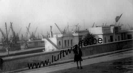 F-13000 Marseille. 1942. Le nouveau port (WL609)