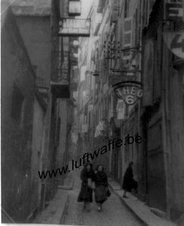 F-13000 Marseille. 1942. Rue du vieux port (WL609)