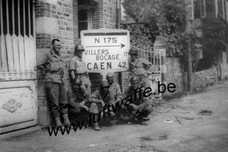 F-14240 Caumont-l'Eventé. Août 1944 (AR159)