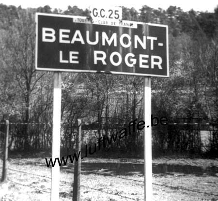 F-27170 Beaumont le Roger. 1940 (WL455)