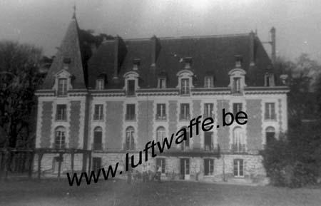 F-27300 Bernay. 1943. Château Tilleul (WL406)