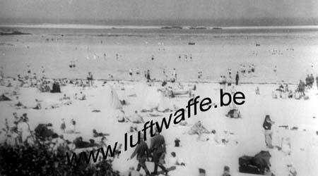F-35800 Dinard. La plage en 40 (WL163)