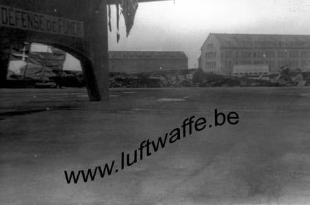 F-37000 Tours. 1940. Aérodrome (WL89)