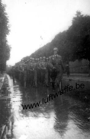 F-41000 Blois. 1941. Parade (2) (WL542)