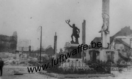 F-41100 Vendôme. 1940. Destructions (WL207)
