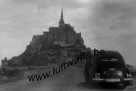 F-50116 Le Mont St Michel. 1941 (WL457)