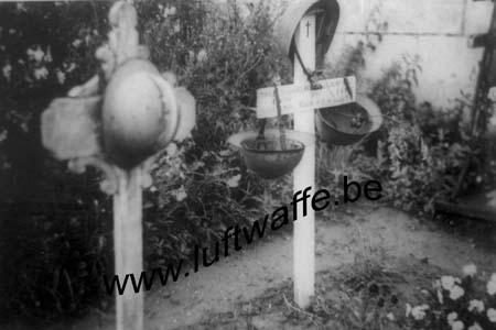 F-51100 Reims (probablement). 1941. Tombes (WL490)