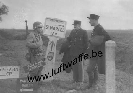 F-54800 St Marcel. Fin 44 (AR161)