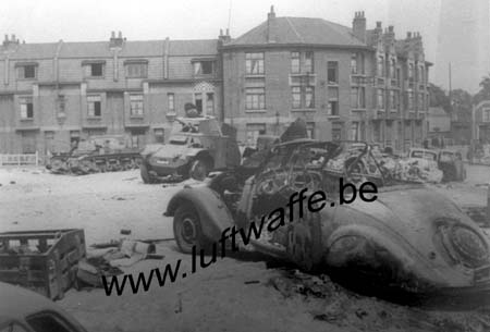 F-59000 Lille. 1940 (WL598)